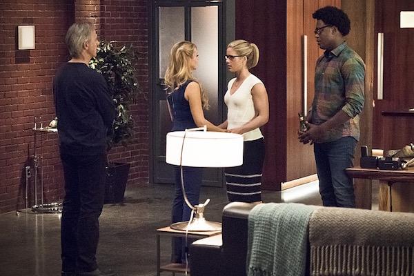 Felicity, sa famille et Curtis
