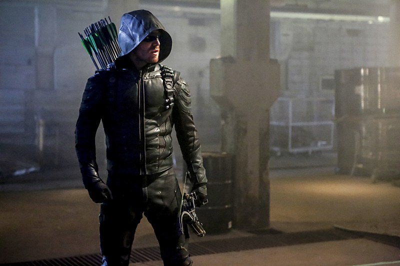 Le Green Arrow