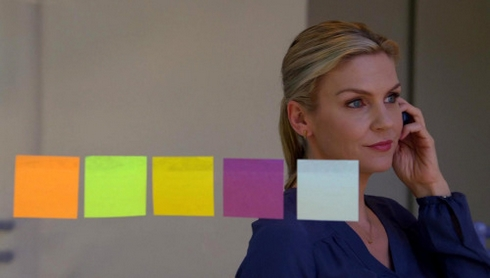 Kim et les post-it, BCS 402