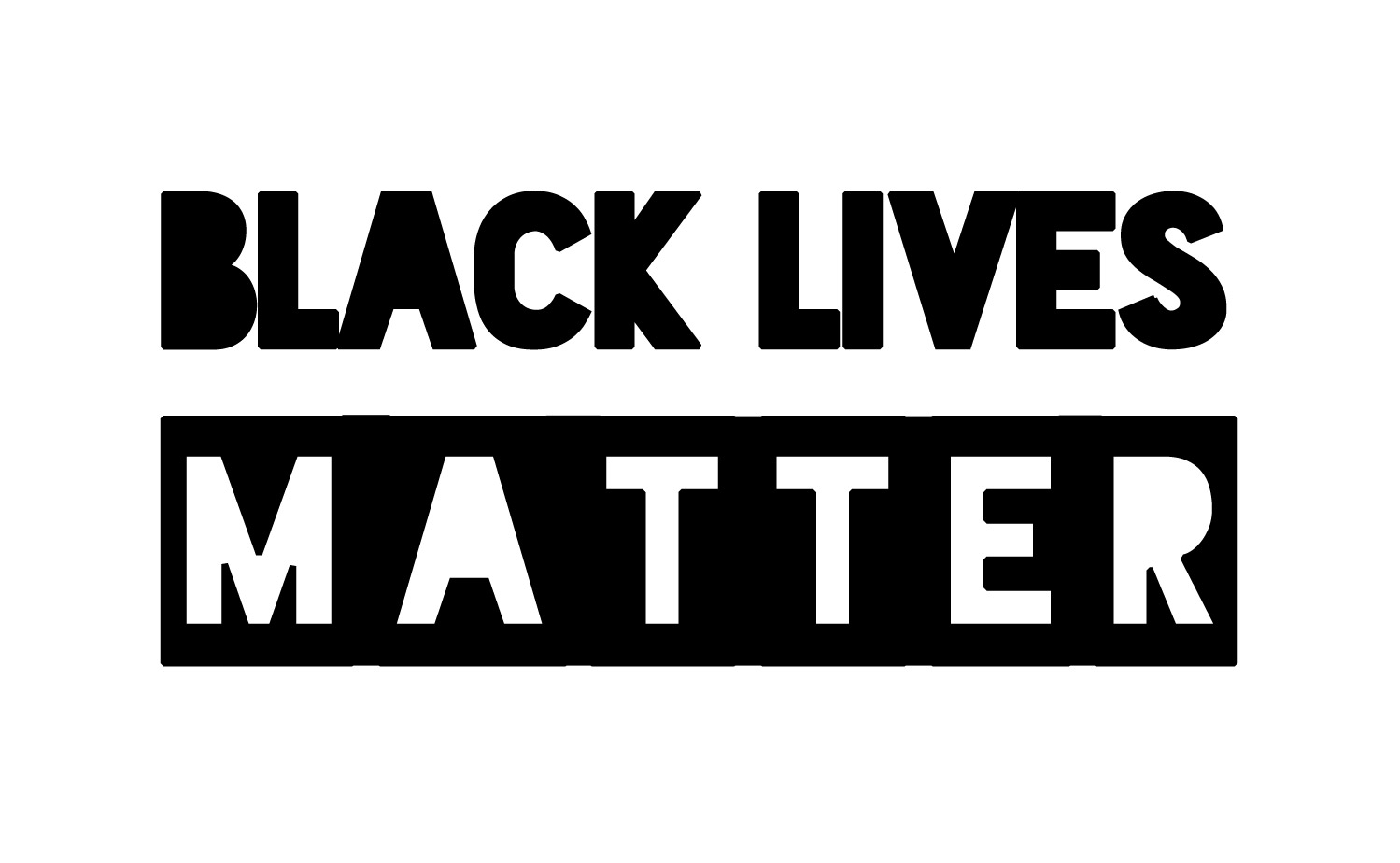 Logo de Black Lives Matter