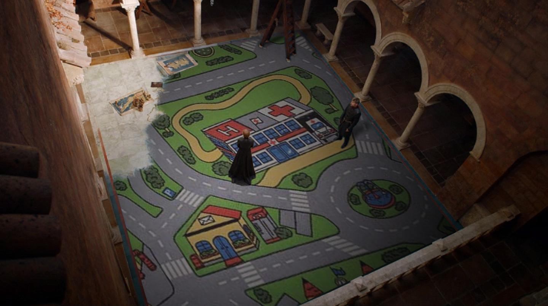Cersei et Jaime jouent