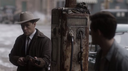 Burn Gorman The Man in the High Castle
