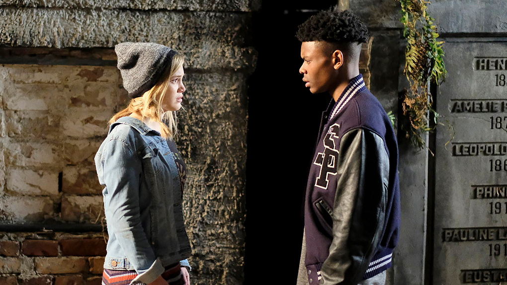 Ty et Tandy de Cloak and Dagger