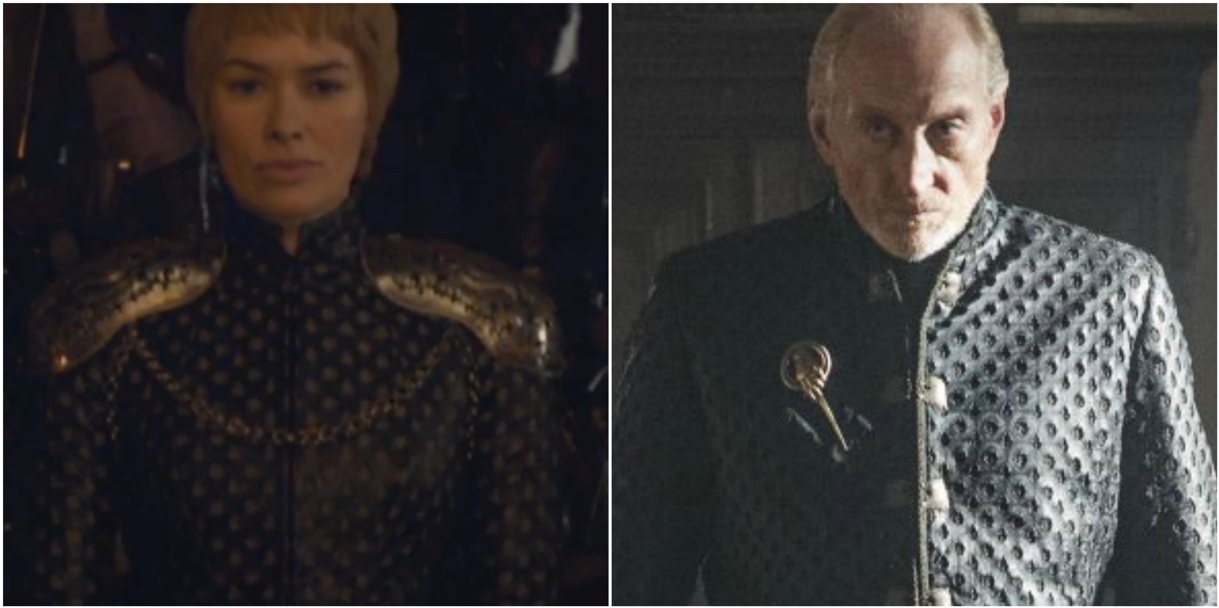 Cersei VS Tywin