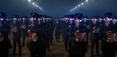 Doctor Who Kerblam! Armée de Robots