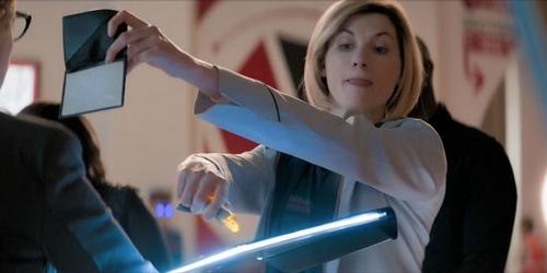 Doctor Who Kerblam! Papier Psychique
