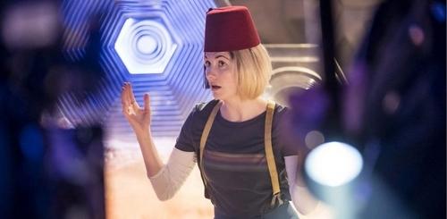 Doctor Who Kerblam! Fez