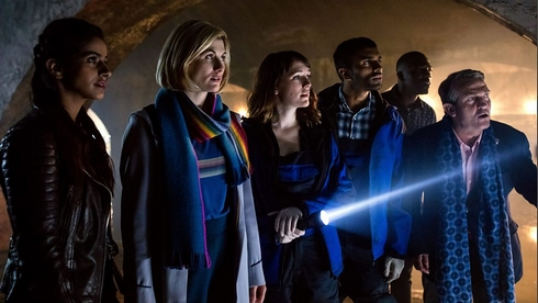 Doctor Who Resolution 2019 Extended Fam