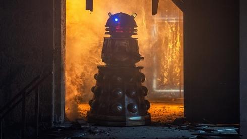 Doctor Who Resolution 2019 Dalek
