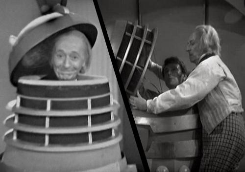 One dans The Space Museum, Ian dans The Daleks