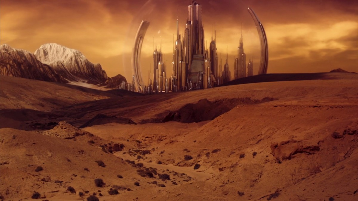 Gallifrey iz back