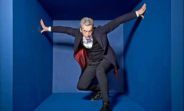 Capaldi se fait mettre en boîte