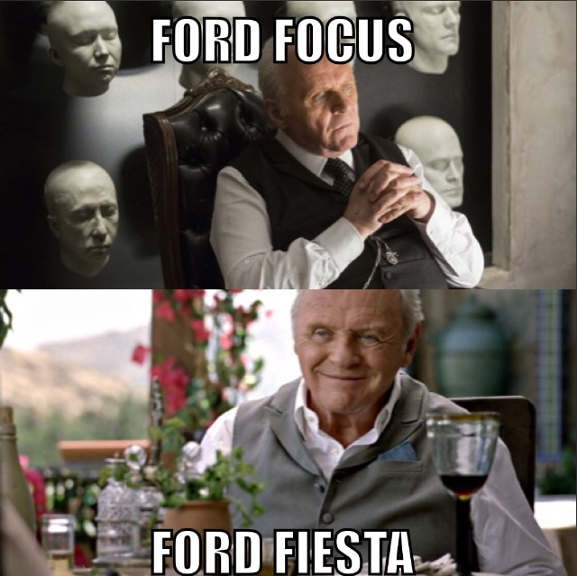 Ford Focus - Ford Fiesta