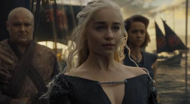 Game of Thrones - Daenerys en approche - S06E10