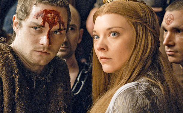 Game of Thrones - Margaery et son frère Loras - S06E10