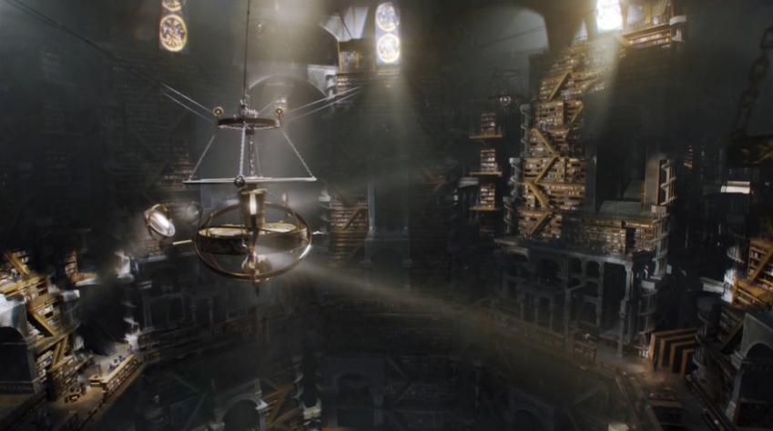 Game of Thrones - La bibliothèque de la citadelle - S06E10