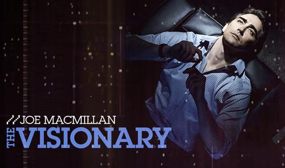 Joe McMillan, le visionnaire