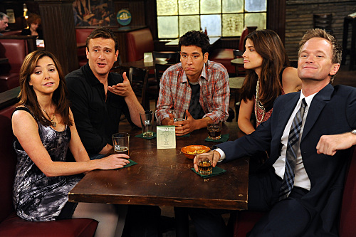 How i met your mother last episode