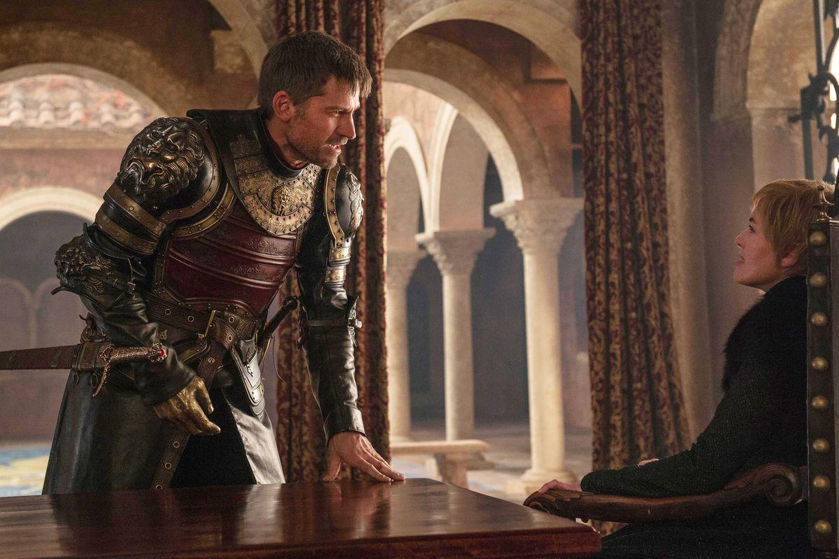 Cersei et Jamie