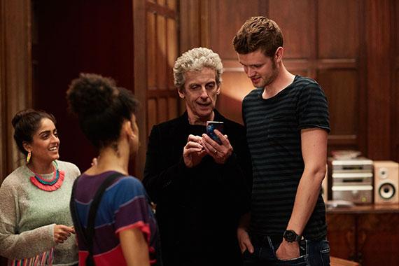 Doctor Who et les jeunes
