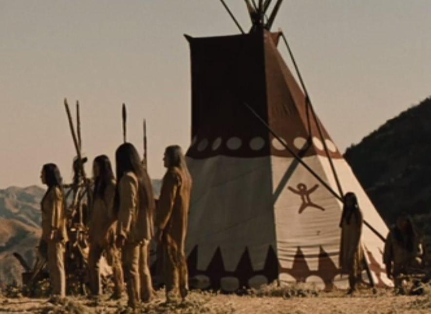 Symbole sur les tentes