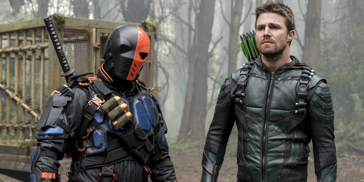 Arrow et Slade
