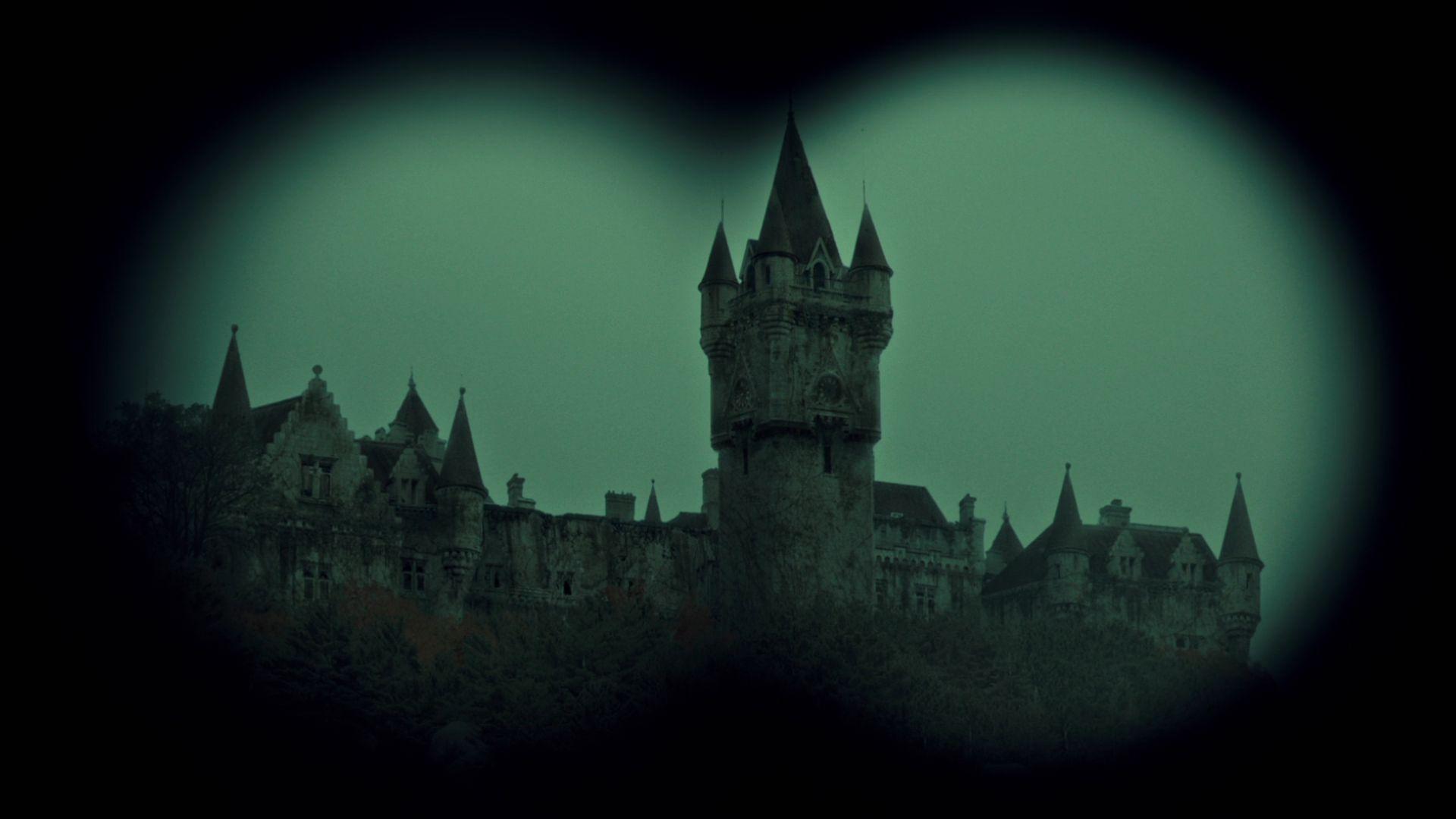 Le palais de l'ogre