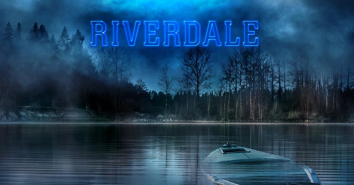 Affiche promo de Riverdale