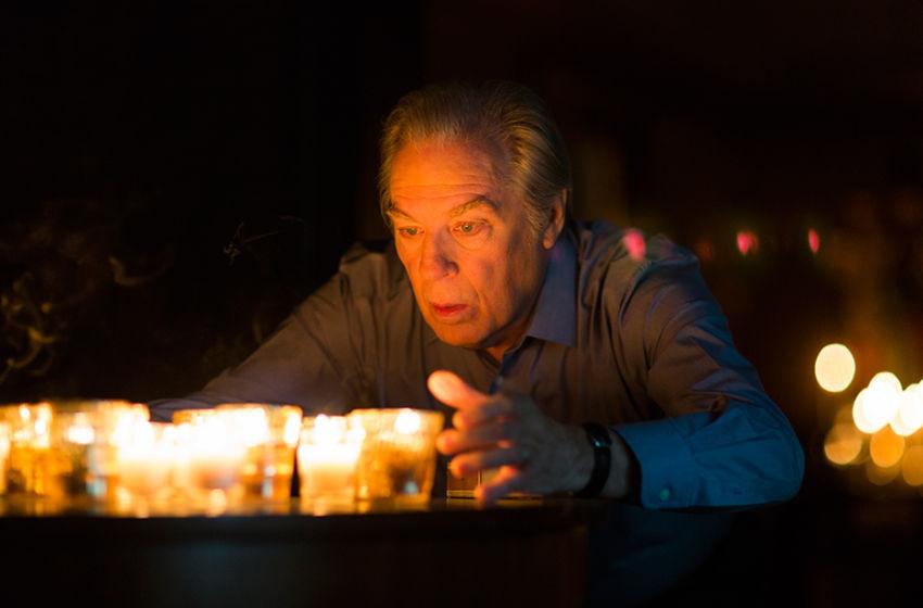 Chuck et ses bougies