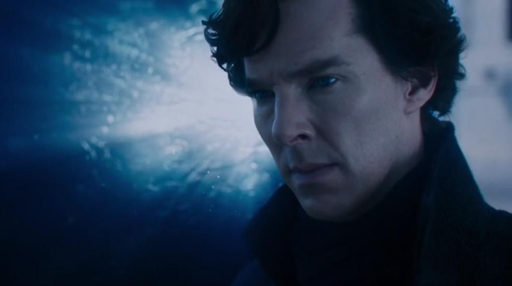 Sherlock à l'aquarium