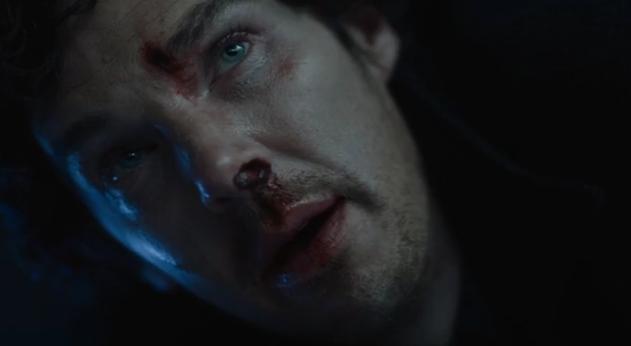 Sherlock frappé