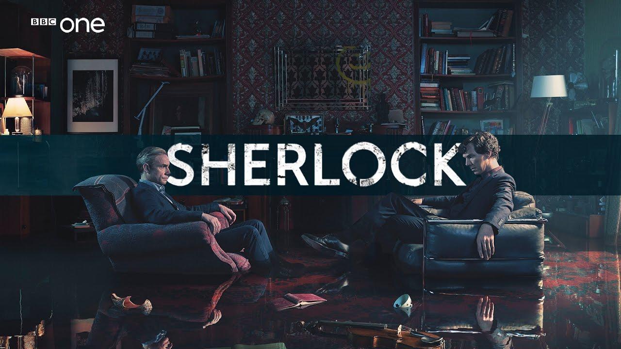 Image promo de la saison 4 de Sherlock