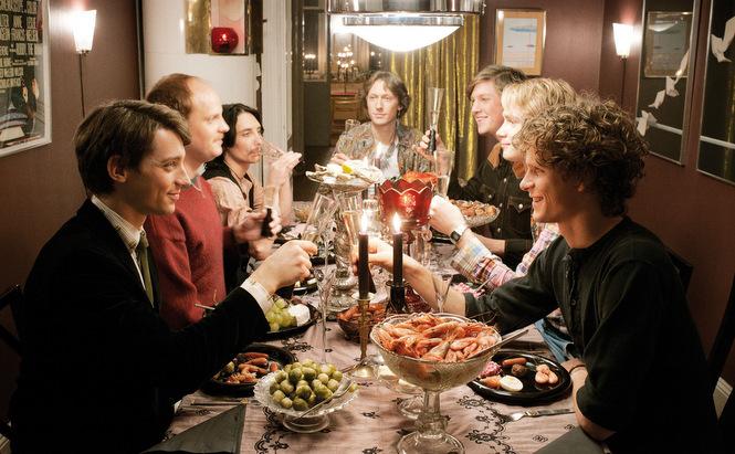 Le dîner chez Paul