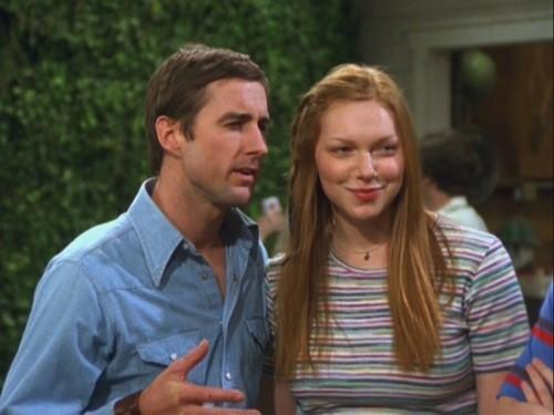 Donna et Casez, That 70's Show