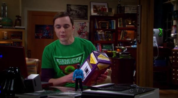 TBBT Sheldon