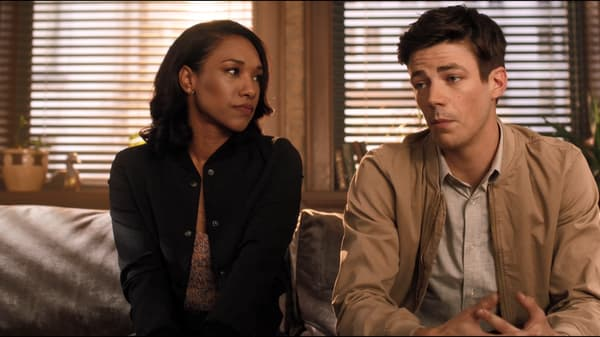 Barry et Iris, The Flash