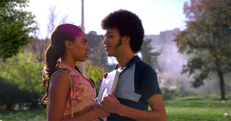 Zeke et Mylene, The Get Down
