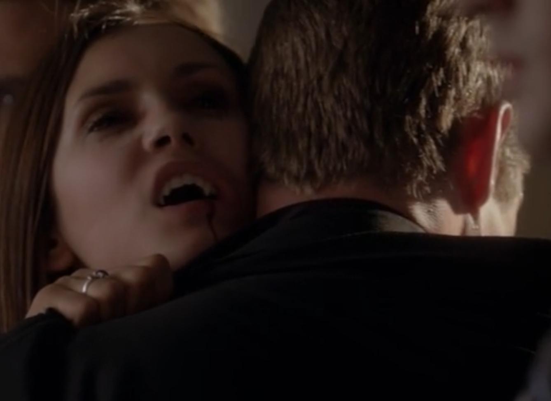 The Vampire diaries S04E02 - Elena et Matt