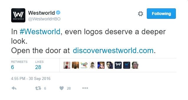 tweet westworld