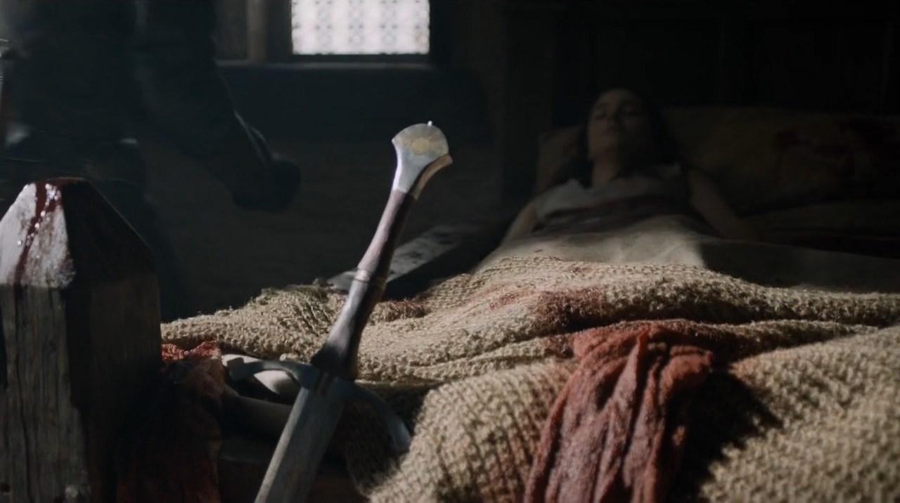 L'épée Dawn