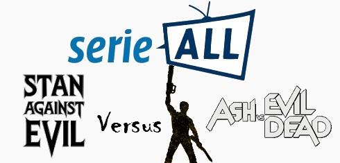 Affiche Stan versus Ash