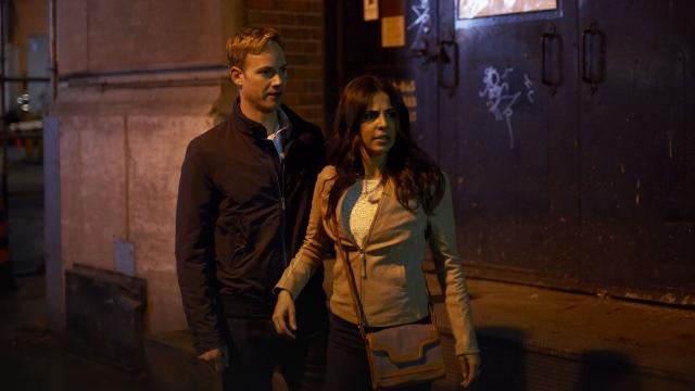 Alphas : Rachel et Michael à la recherche d'un meurtrier