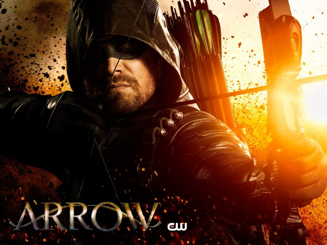 affiche arrow saison 7