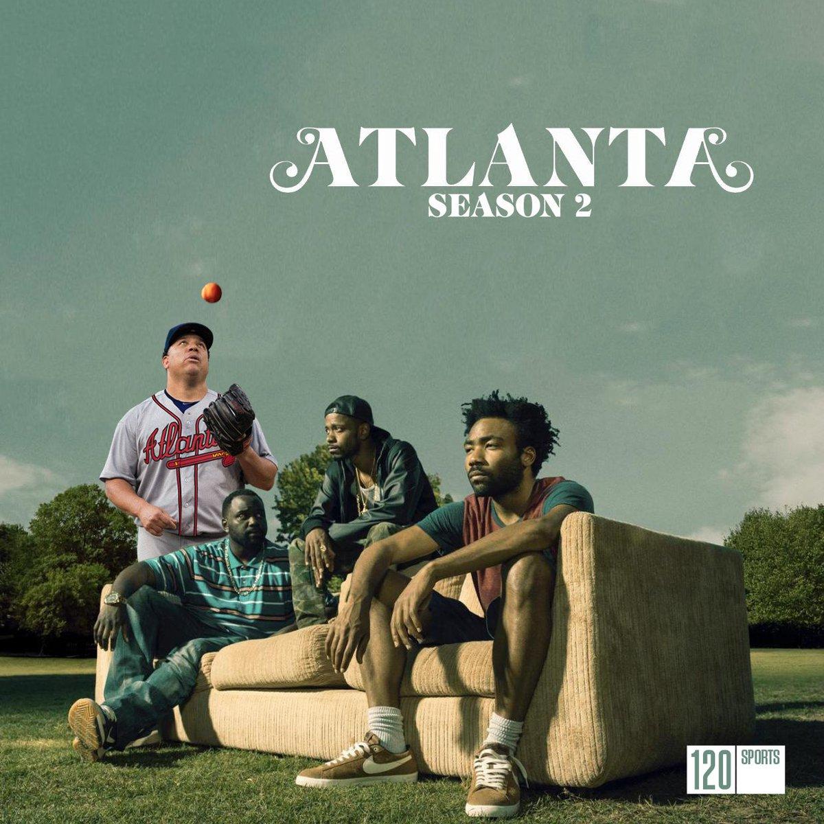 affiche atlanta saison 2