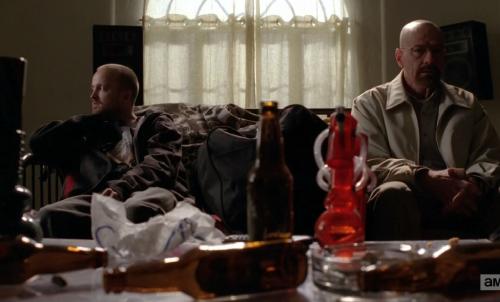 Jesse et Walt