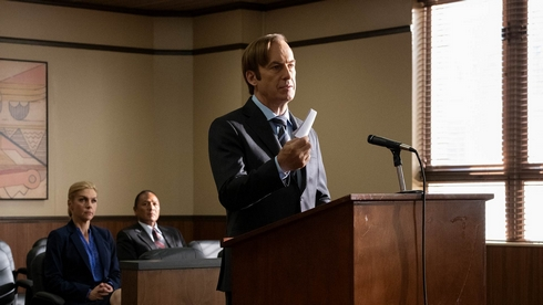 Better Call Saul 410 Saul Plaidoierie