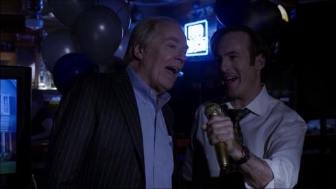 Better Call Saul 410 : karaoké avec Chuck