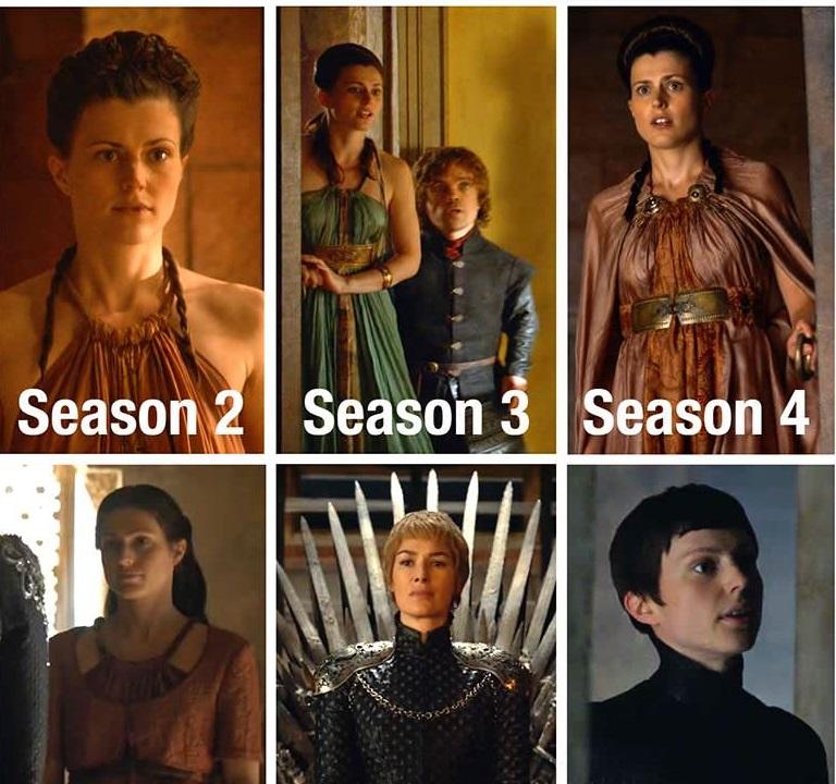 Bernadette, la servante de Cersei