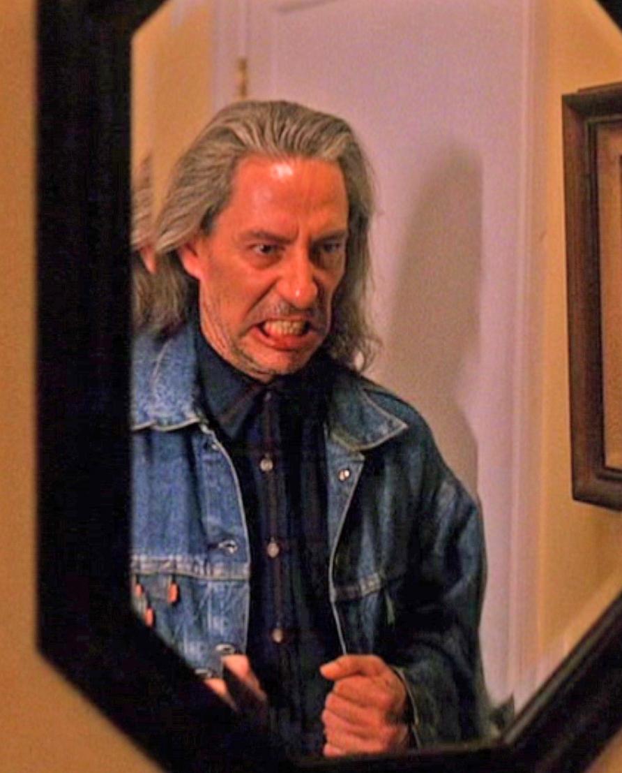 Bob dans le miroir