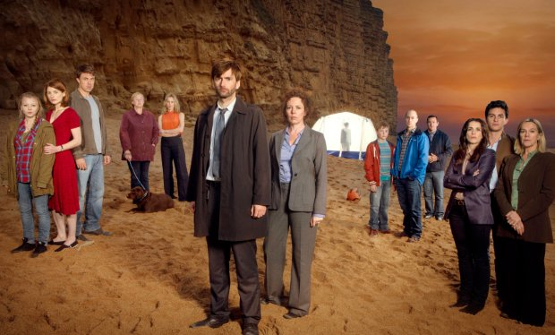 cast broadchurch